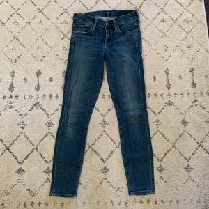 Citizens of Humanity Avedon Cropped jeans